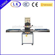 high frequency sealing and cutting machine for leather embossing