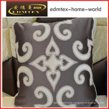 Embroidery Decorative Cushion Fashion Velvet Pillow (EDM0304)