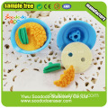 Werbe-Flying Fish Shaped Eraser