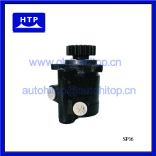 Good performance best selling power steering system steering pump for FAW