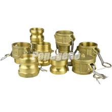 Brass Cam Lock Coupling / Cam Lock