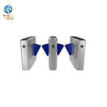 TGW Shenzhen Automating Turning Gates Flap Turnstile Barrier