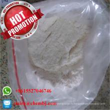Poudre crue blanche de 99% CAS 196597-26-9 Ramelteon pour traiter le désordre de sommeil