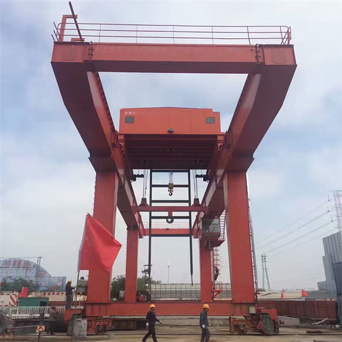 MG common gantry crane