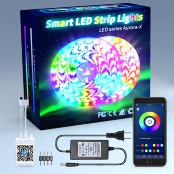 Smart LED Strip Light 5050 Bluetooth