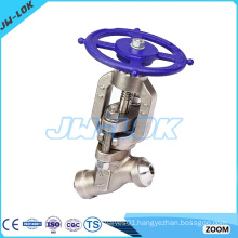 High pressure Forged steel globe valve made in China