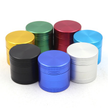 Smoke grinder Four-layer plane super cool multi-color aluminum alloy grinder smoking accessories