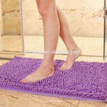chinese supplier shaggy bath area rugs for the bathroom