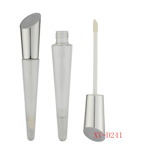 High Quality Plastic Round Packaging Tubes Brush