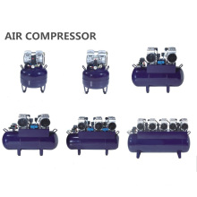 30L ölfreier leiser Dental-Luftkompressor