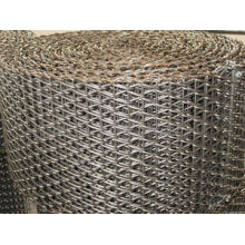 Cinturón de alambre para hornos de acero inoxidable