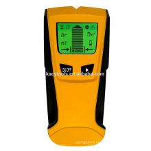 Buscador de centros con detector de alambre metálico y AC Live Wire