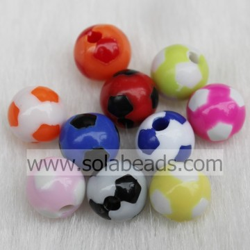 Event 8mm Acrylic Crystal Round Gemstone Tiny beads