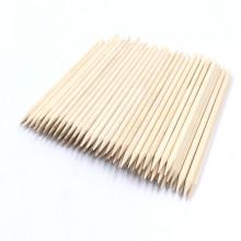 Nail art design wooden orange stick