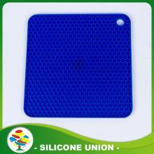 Anti-Rutsch-Hot-Resistant Silikon-Untersetzer Mat