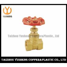 Vanne en cuivre de cuivre (YS6002)