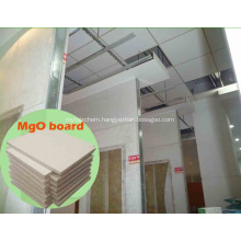 Soundproof Interior Partition Wall Panel Fireproof MgO Board