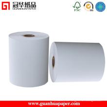 Calidad avanzada ISO 76 Anchura de papel térmico de POS