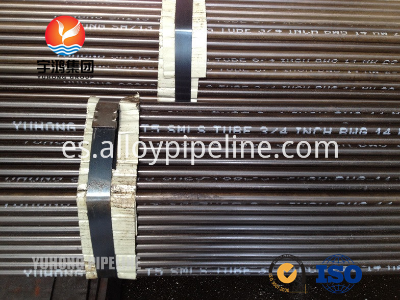 Alloy Tube SA213 T5 For Heat Exchanger