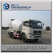 Dfac 6 * 4 Special Concrete Mixer Truck