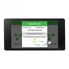 thérapie physique générateur de fréquence de biofeedback pour système de vie