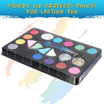 Pittura del corpo di Easy Face Painting Party Pack