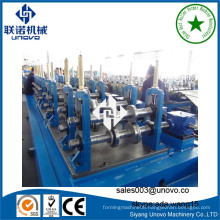metal rollformer fire-proof blade shaping machine