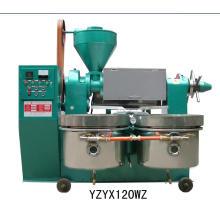 Amendoim automático, soja, palma, mostarda, girassol, expeller vegetal do óleo das sementes, máquina da imprensa de óleo com CE