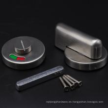 Casquillo de la puerta del tocador del acero inoxidable 304 de la fundición de precisión