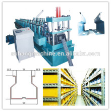 Warehouse Rack Upright Roll Forming Machine