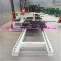 Double Blades Wood Sliding Circular Saw Cutting Machine
