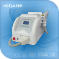 Handheld ndyag laser beauty equipment