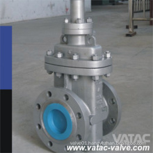 Full Open Manual Operation Cast Steel Slab Gate Valve