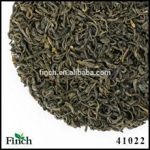 GTC-002 Chunmee Tea 41022 o Chun mei a granel hojas sueltas té verde