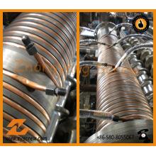 Amut 160 Parallel-Twin Schraube Barrel