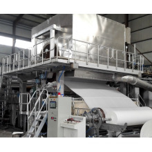 Toilet Papermaking Machine Toilet Tissue Papermaking Machine