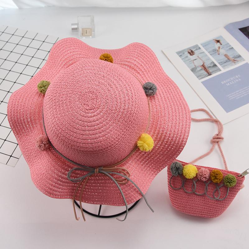 Children Summer Straw Hat Supplier