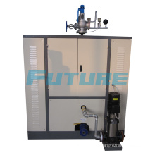 Caldeira de vapor elétrica horizontal de alta pressão para impressão e tingimento