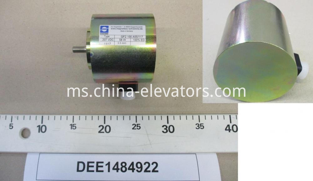 Brake Magnet for KONE Escalators DEE1484922