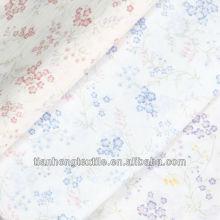 Cotton Twill Flower African Printing Poplin Cotton Fabric