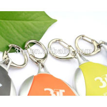 Keychain Gel Pouch Lens Microfiber Cleaning Cloth,Lens cleaning cloth