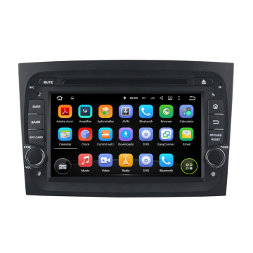 HD Screen Car Audio Player para DOBLO 2016