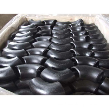 Top for 90 Degree Elbow Butt Welded Pipe Fittings Elbow export to Uruguay Suppliers
