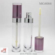 MG4084 Высокое качество Косметический пластик пользовательских пустой бутылки Lipgloss