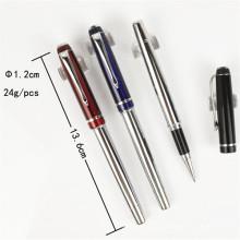 Stylo en métal de haute qualité également bon stylo à bille de luxe