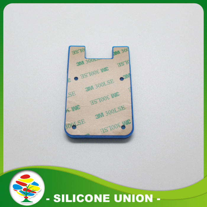 Silicone Name Card Holder 3M