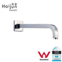 Haijun Wholesalers China White And Chrome Pating Brass Tub And Shower Faucet