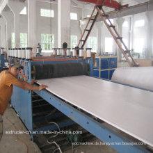 PVC-Schaum-Brett-Extruder-Hersteller für Bau