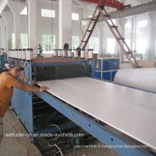 Fabricant d'extrudeuse de panneau de mousse de PVC pour la construction