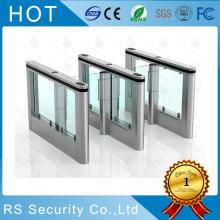 Porte de tourniquets de contrôle d'accès d'entrée de sécurité